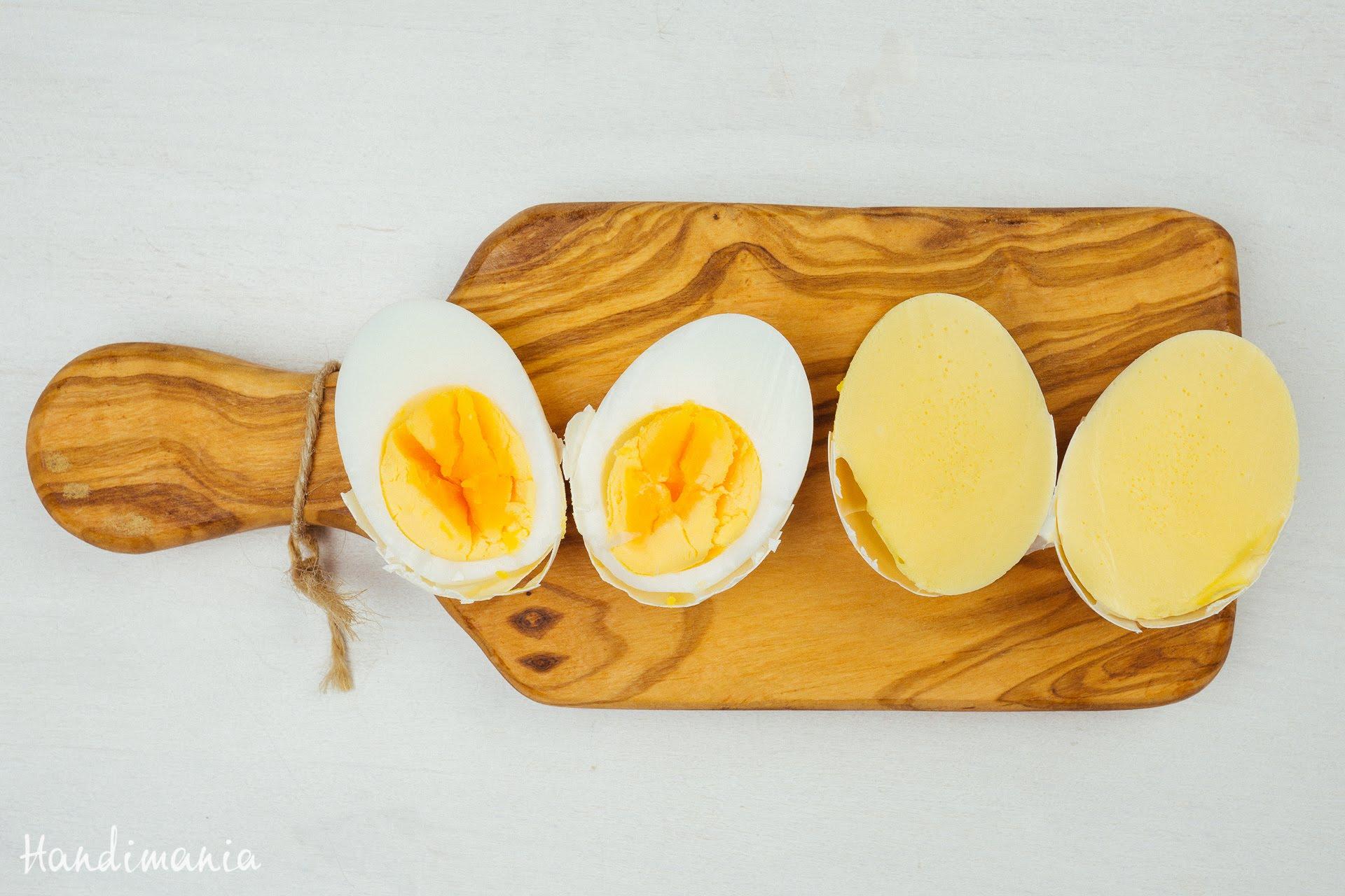一度試してみたい! スクランブルエッグなゆで卵の作り方