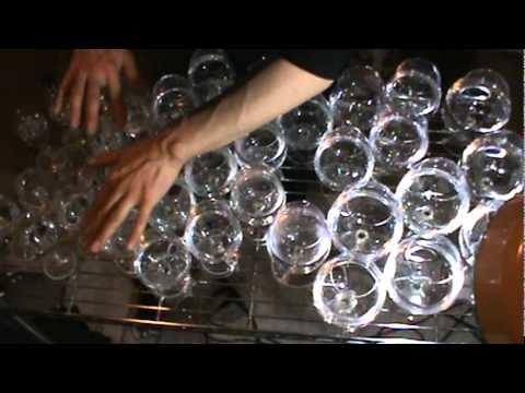 グラスハープで奏でるハリーポッターのテーマが美しい動画