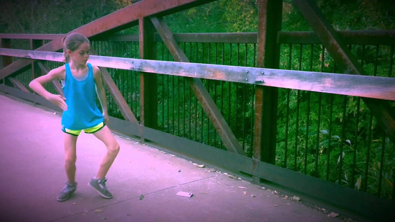 11歳の少女によるダンスが巧すぎる動画