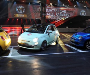 これが世界一の技! 縦列駐車の大会で世界記録を更新した運転技術