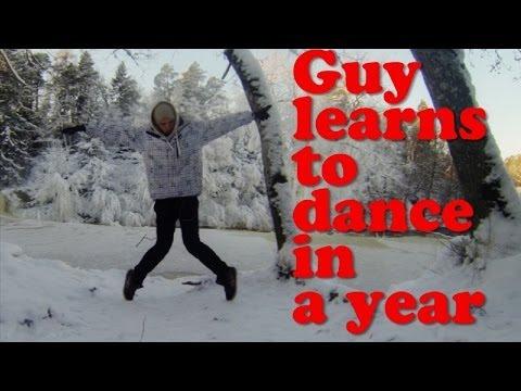 継続は力なりという言葉がよく分かる、ダンスの上達ぶりを1年間撮影した動画