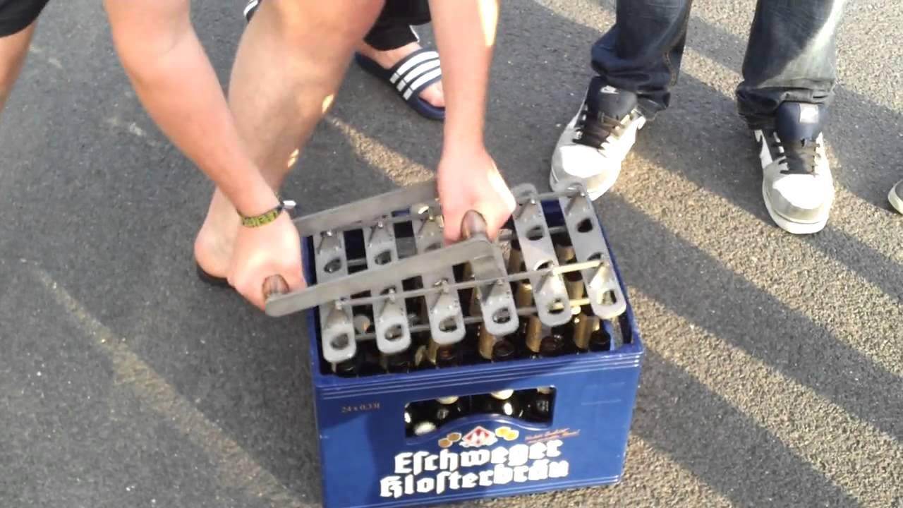 居酒屋スタッフだととても助かりそうなビールの栓抜き