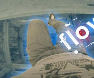 これは恐ろしい……高所でのパルクールを本人視点で撮影した動画