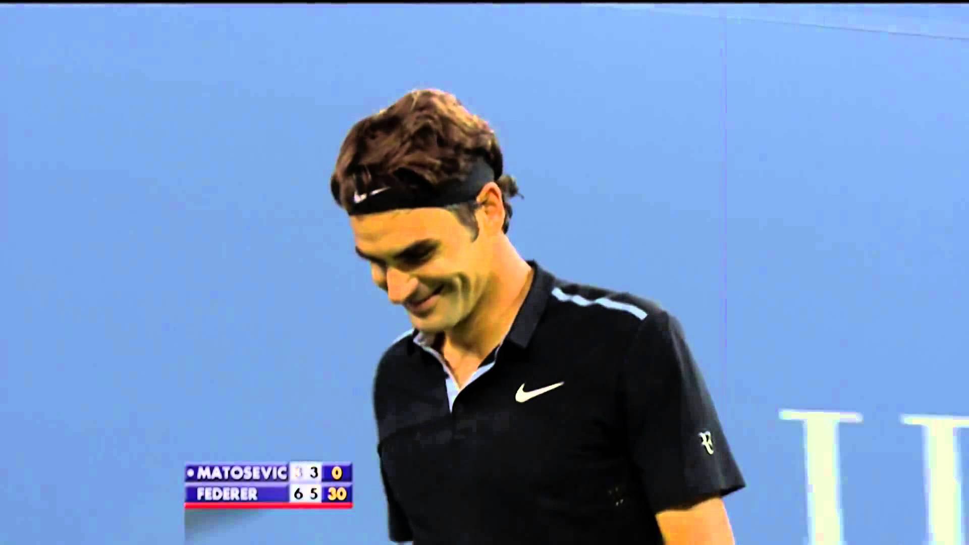 諦めない気持ちが大切ということを教えてくれるテニスの試合