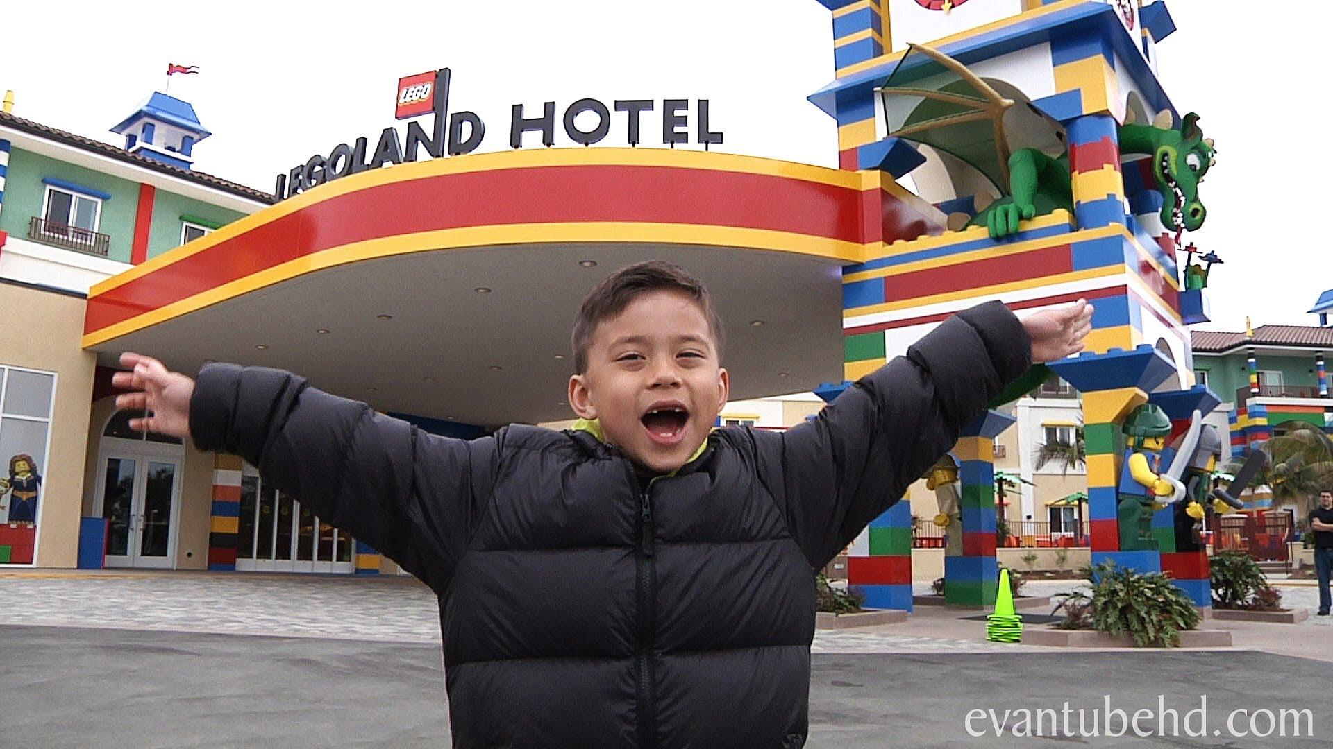 レゴマニア歓喜! アメリカにオープンしたレゴランドホテル