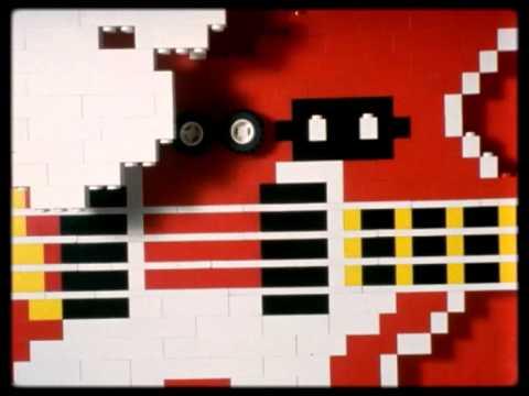 レトロな感じが素晴らしい、レゴで製作されたストップモーションムービー