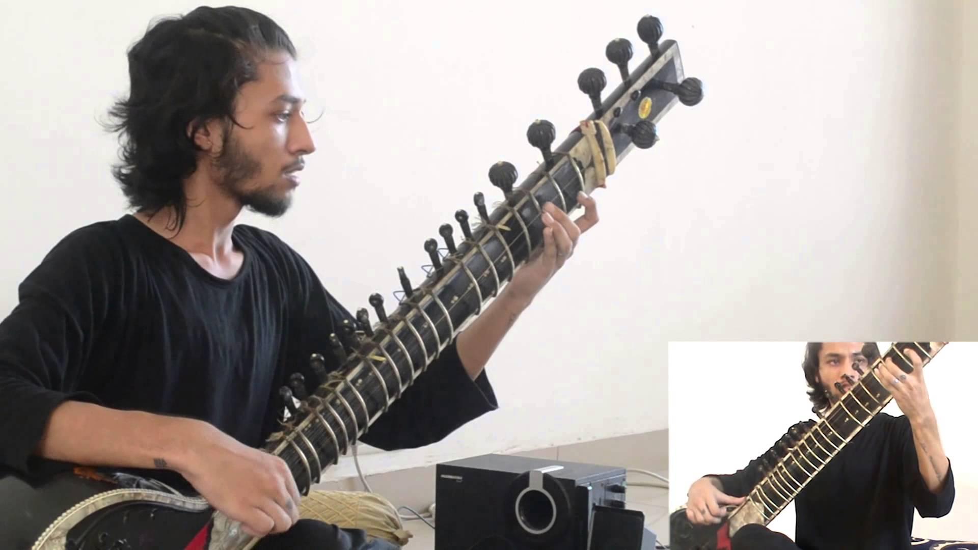 超絶技巧! インドの民謡楽器でメタルを演奏