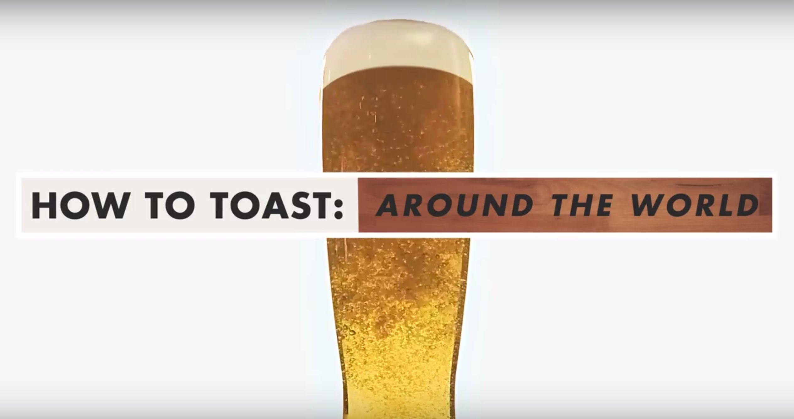 ビールで乾杯! の掛け声&作法を国別で紹介