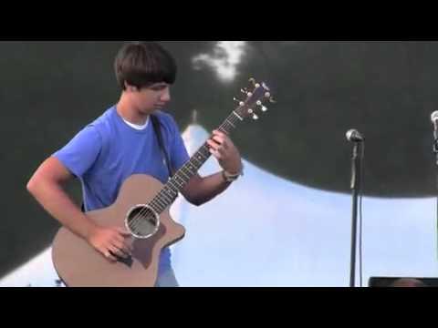 【神動画】15歳の天才ギタリストがすごすぎる