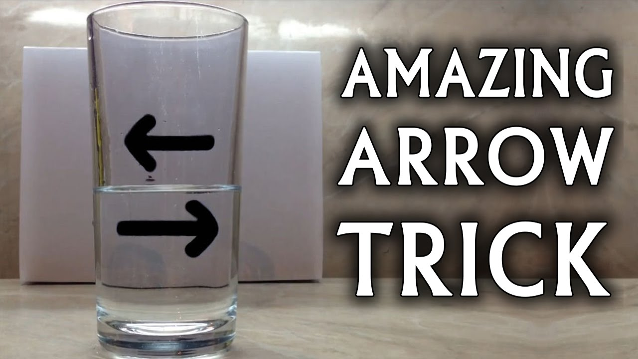 これは試したくなる、水を使った驚き実験