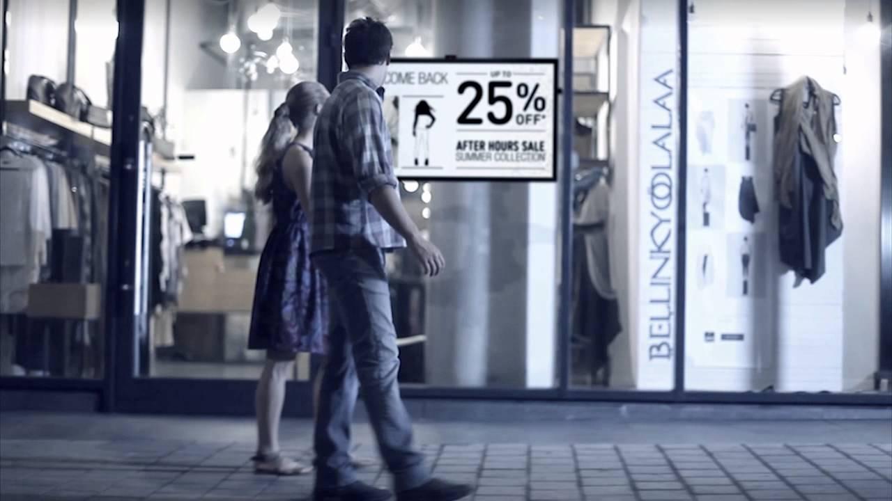 【近未来】モーションセンサー技術が実現化させる未来のコンセプト動画