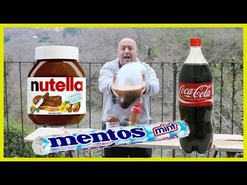 【おっさんはしゃぎすぎ!】メントスコーラではしゃぎっぷりがすごすぎるイタリア人!!