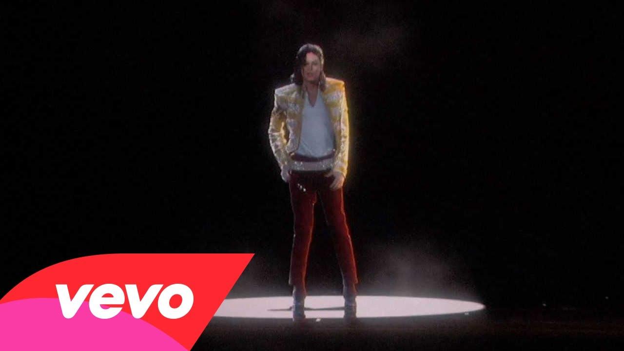 マイケルジャクソンがホログラムになってパフォーマンスする動画が公開2日で330万再生オーバー!