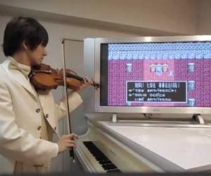 ドラクエ3をヴァイオリンで完全再現