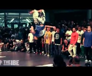【ダンス動画】重力に逆らうブレイクダンサーたち