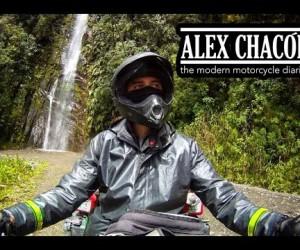 500日にも渡るバイク旅行のビデオドキュメンタリー