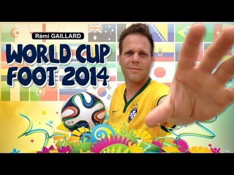 【神技】レミ・ガイヤールがワールドカップを記念して神技トリックシュートを披露