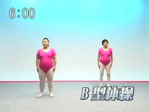 これは笑ってしまうw B型の特徴を表したB型体操