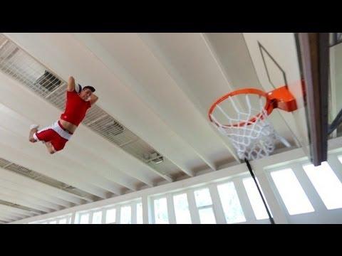 【神技動画】バスケのパフォーマンス動画がCOOL!