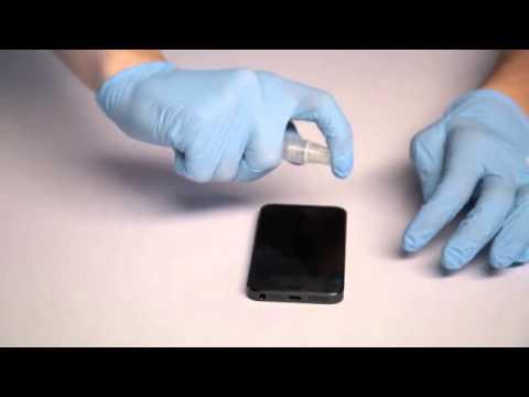 iPhoneに吹きかけるだけで防水・防傷加工できるスプレー「Impervious」