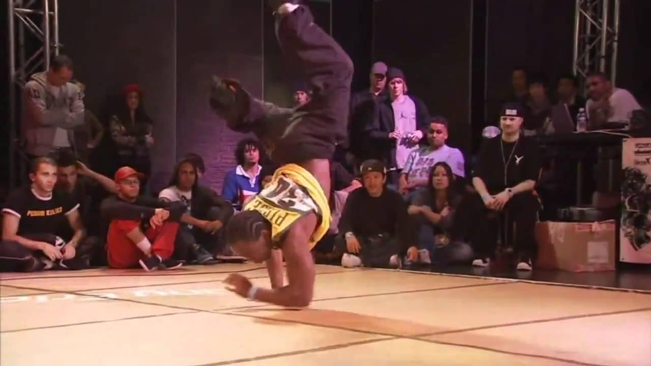 無重力ダンサーの異名を持つJunior(ジュニア)のダンスが凄い!
