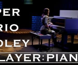 NES風ピアノで奏でるスーパーマリオブラザーズ