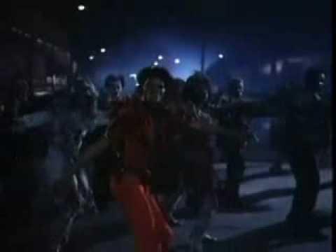 マイケルジャクソン「スリラー」のPVにスーダラ節を組み合わせてみた