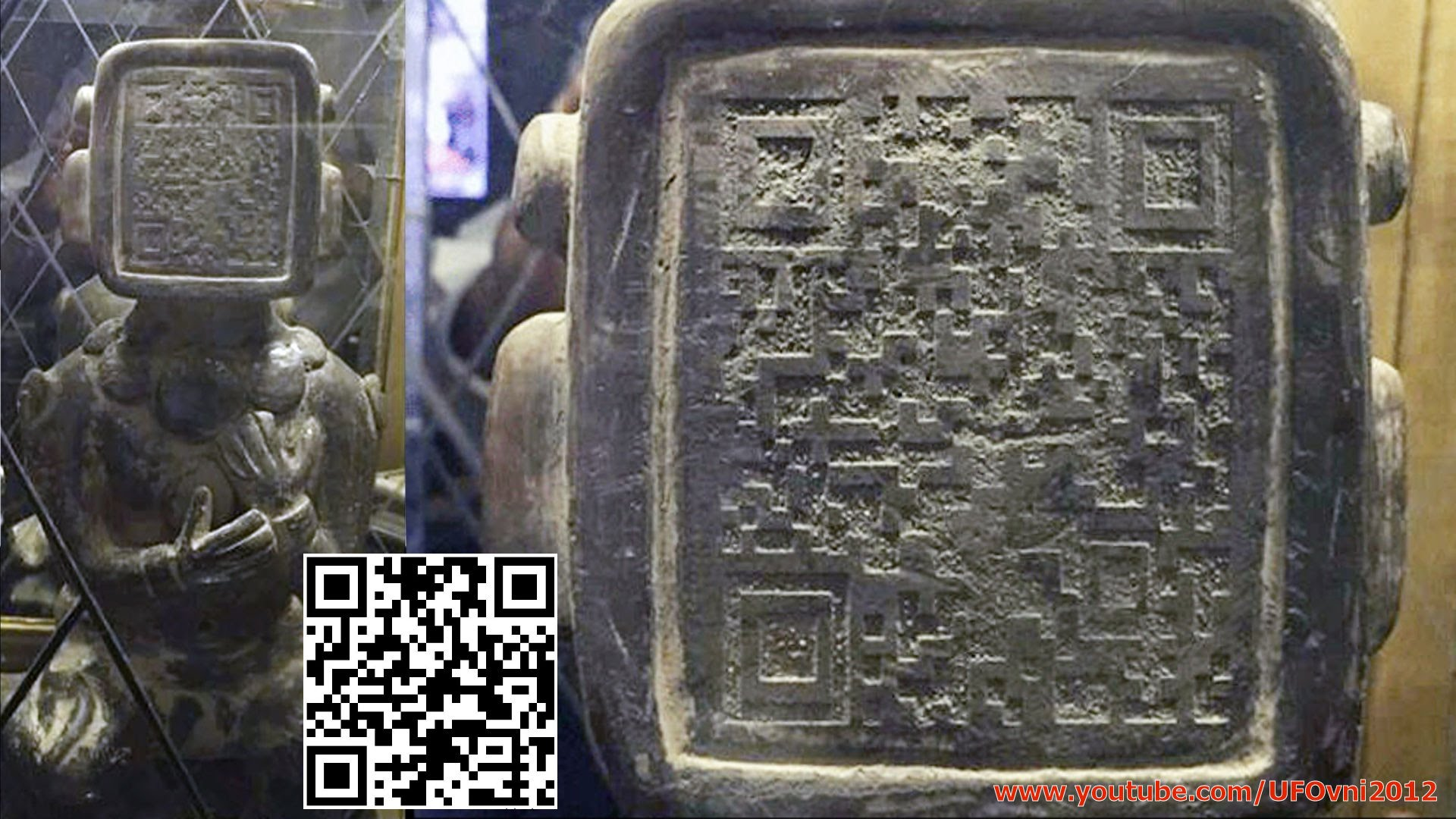 ほんとかこれ……マヤ文明にQRコードがあったかもしれない