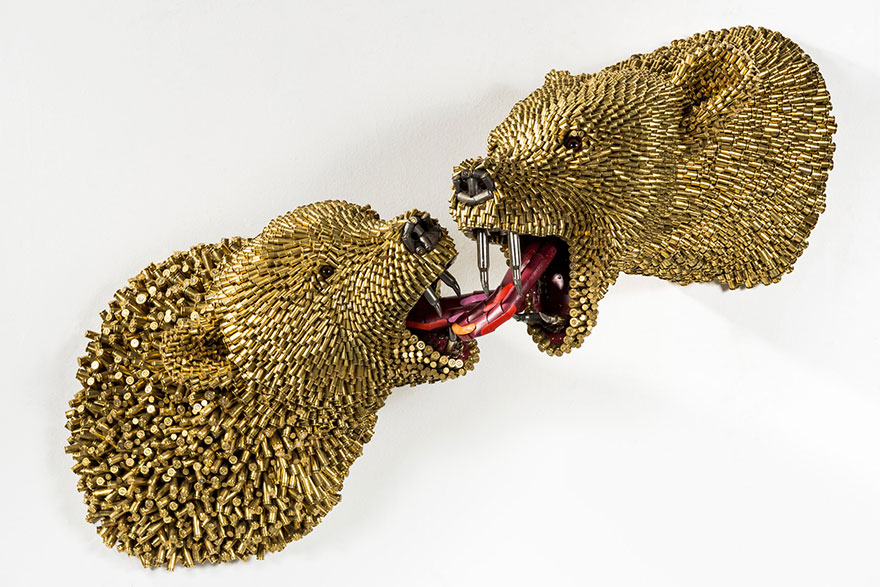 bullet-shells-sculptures-we-are-at-peace-federico-uribe