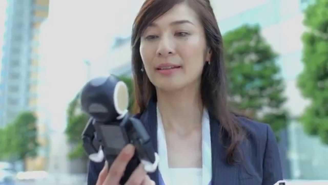 ロボット型電話「RoBoHoN(ロボホン)」コンセプトムービー
