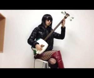 和風テイスト! ルパン三世のテーマを津軽三味線で演奏