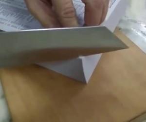 え、電話帳が切れるの……日本の牛刀の恐るべき切れ味