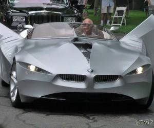 何コレ格好良い! BMWのコンセプトカーが近未来的!
