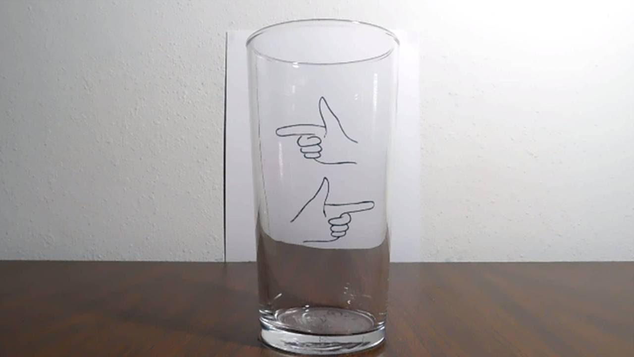 紙とペンと水で出来る、単純なのにあっと驚くマジック