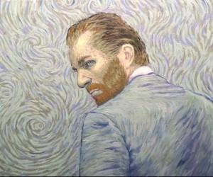 ゴッホの世界を全て油彩画で描いたアニメーション